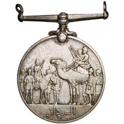 SUDAN: AR medal, ND