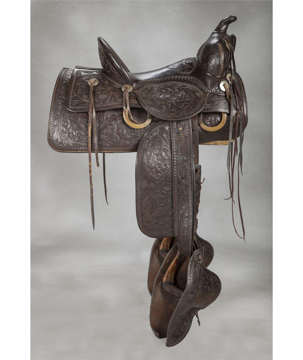 Fred Mueller, Denver Saddle