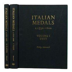 Attwood on Italian Medals