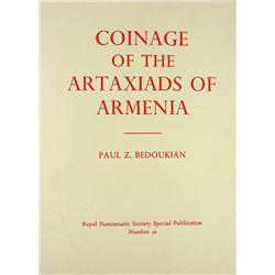 The Artaxiads of Armenia