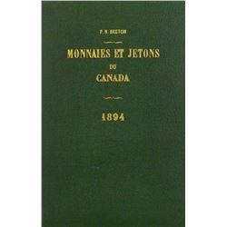Breton's 1894 Work on Canadian Numismatics