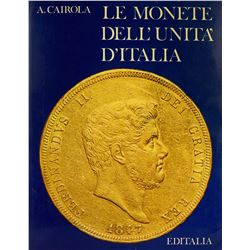 Cairola on the Coinage of Unified Italy
