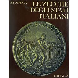 Cairola on the Coinage of the Italian States