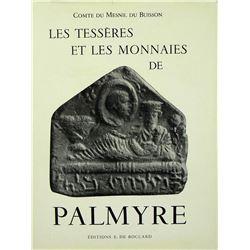 Tessères et monnaies de Palmyre