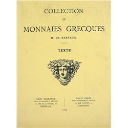 The Nanteuil Collection of Greek Coins