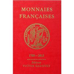 Gadoury's Monnaies françaises