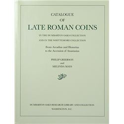Late Roman Coins in Dumbarton Oaks