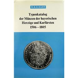 Hahn's Typenkatalog for Bavaria