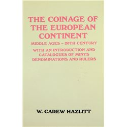 Hazlitt's Coinage of the European Continent