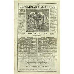 Detailed 1824 Review of Marsden's Numismata Orientalia