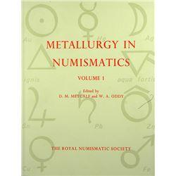 Metallurgy in Numismatics