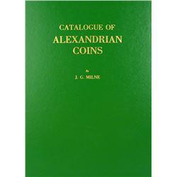 Milne on Alexandrian Coins