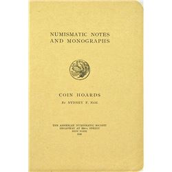 The First Numismatic Notes & Monographs Volume