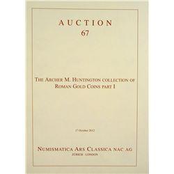The Archer Huntington Roman Gold Sale, Part I