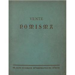 1934 Nussbaum Sale of Dutch Coins & Medals