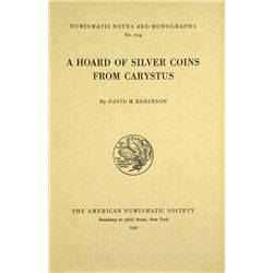 Silver Coins from Carystus