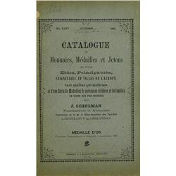 1891 Schulman Catalogue