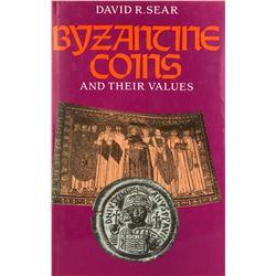 Sear on Byzantine Coins