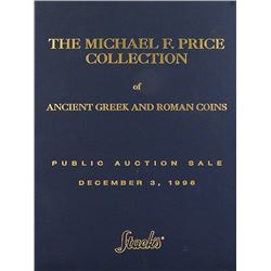 The Michael Price Collection of Greek & Roman Coins