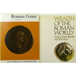Two Works on Roman Coins