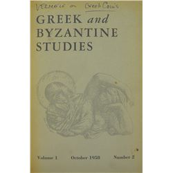 Vermeule on Greek Numismatic Art