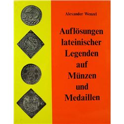 The Wenzel Lexicon on Coin Legends