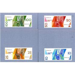 Centrale Bank van Aruba Presentation Folder 1990