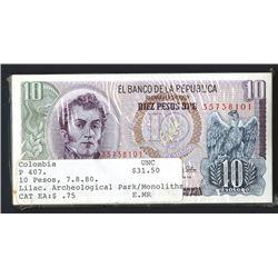 Banco de la Republica.