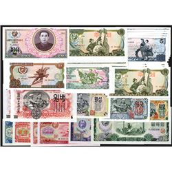 Korean Central Bank 1978, 1988 and other Issues