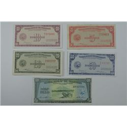 Central Bank of the Philippines 1949 ND Issue