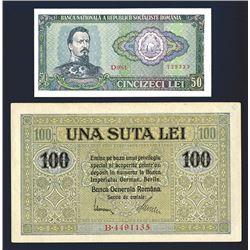 Banca Generala Romana and Banca Nationala a Republich Socialiste Romania