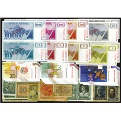 Republika Slovenija; Banka Slovenije; and others.