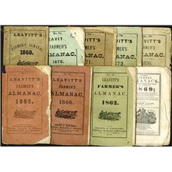 Leavitt's Farmer's Almanac