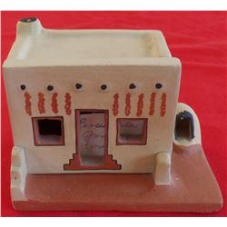 Miniature Pueblo House
