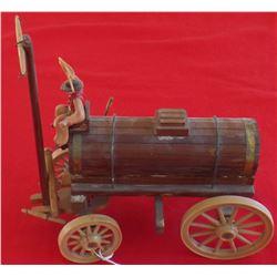 Miniature Water Wagon