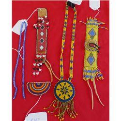 5-Piece Apache Beadwork Collection