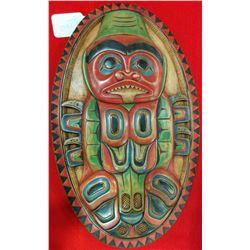 Northwest Coast Style Wood Carving