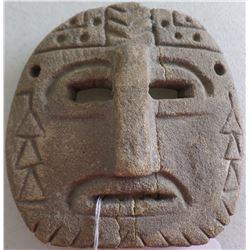 Pre-Columbian Mask
