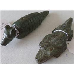 Pre-Columbian Stone Animals