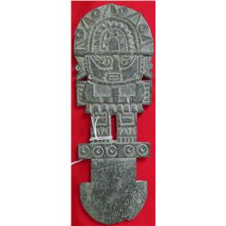 Pre-Columbian Style Tumi Stone from Ecuador