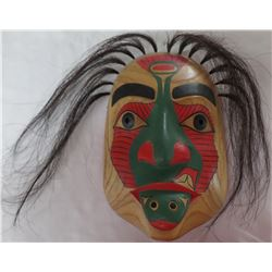 Northwest Coast Style Mask