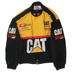 Nascar jacket, Ward Burton #22, made by Racing Champions Apparel, size XXL, VG cond.