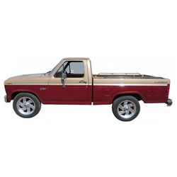 Pick-Up, 1983 Ford F-150 Short Box with 50,568 miles. This original (no rust) solid Pick-Up has been