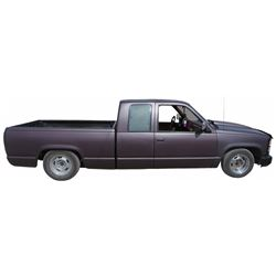Pick-Up, 1992 GMC Sierra C-1500 with 179,544 miles (23,000 miles on rebuilt motor, trans, suspension