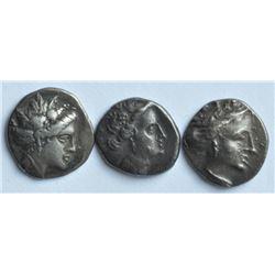 Ancients -  Euboia, Histiaia
