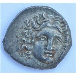 Ancients -  Caria, Rhodes, c.304-166 BC.