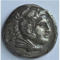 Ancients -  Macedon, Alexander III (The Great) 336-323 BC.