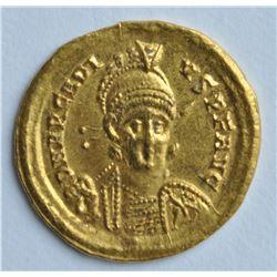 Ancients -  Arcadius, 383-408 AD.