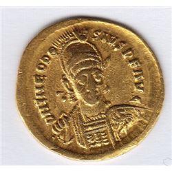 Ancients -  Theodosius II 402-450 AD.