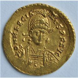 Ancients -  Marcian 450-457 AD.